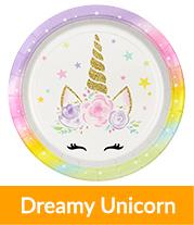 Dreamy Unicorn Party Supplies
