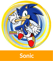 Sonic The Hedgehog Party Supplies
