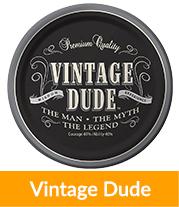 Vintage Dude Party Supplies