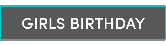 Girls Birthdays